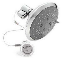 Evolve Shower Start Technology