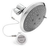 Evolve Shower Start Technology