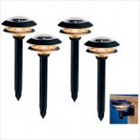 Brinkmann-Sierra-Solar-Light-(Set-of-4)
