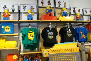 minifigure mall