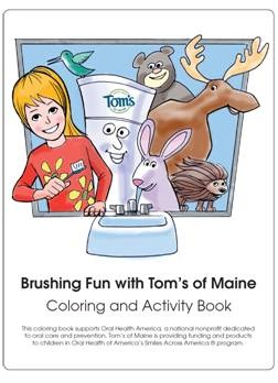 Tom's of Maine Brushing Fun